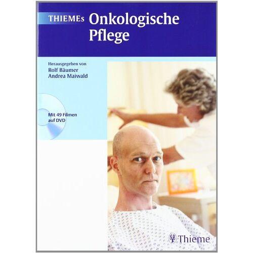 Rolf Bäumer - THIEMEs onkologische Pflege - Preis vom 10.05.2021 04:48:42 h