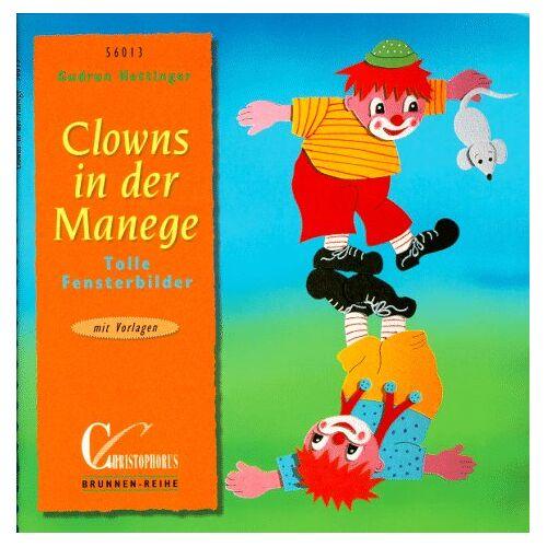 Gudrun Hettinger - Brunnen-Reihe, Clowns in der Manege - Preis vom 18.04.2021 04:52:10 h