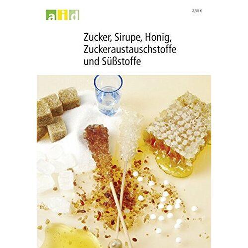 - Zucker, Sirupe, Honig, Zuckeraustauschstoffe und Süßstoffe - Preis vom 05.09.2020 04:49:05 h