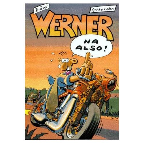 Brösel - Werner Nr. 9. Na also - Preis vom 24.02.2021 06:00:20 h