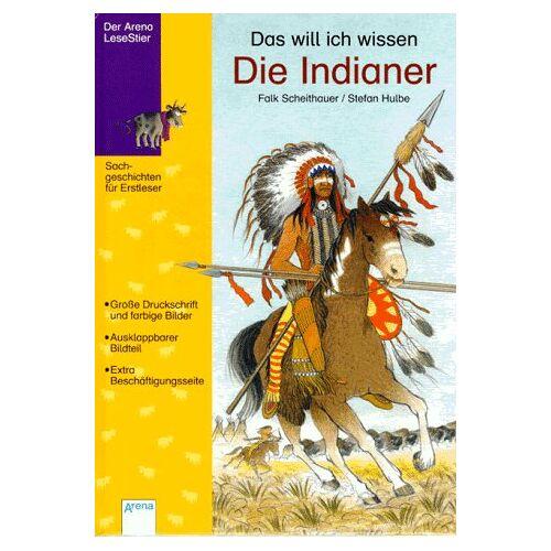 Falk Scheithauer - Das will ich wissen, Die Indianer - Preis vom 07.05.2021 04:52:30 h