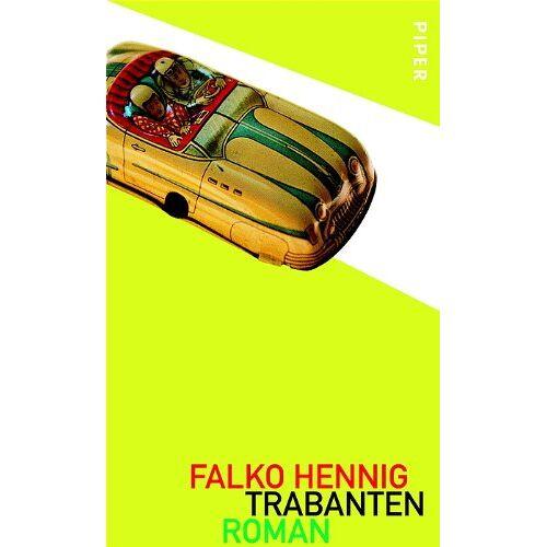 Falko Hennig - Trabanten: Roman - Preis vom 20.10.2020 04:55:35 h