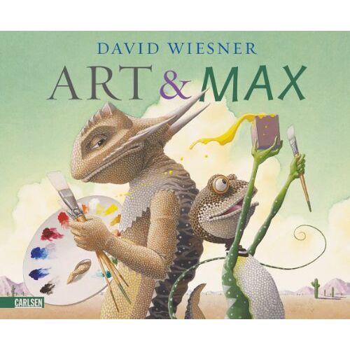 David Wiesner - ART & MAX - Preis vom 10.05.2021 04:48:42 h