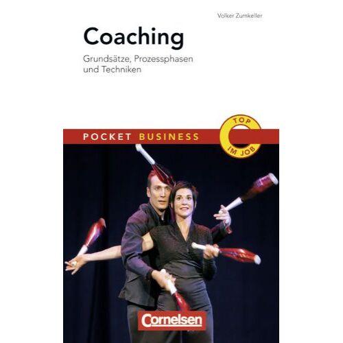 Volker Zumkeller - Pocket Business: Coaching: Grundsätze, Prozessphasen und Techniken - Preis vom 03.09.2020 04:54:11 h