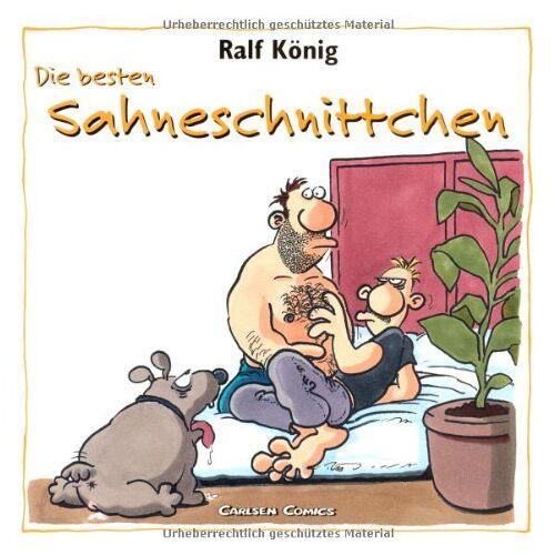 Ralf König - Die besten Sahneschnittchen: Einzelband - Preis vom 02.12.2020 06:00:01 h