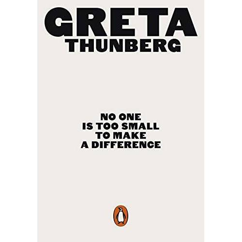 Greta Thunberg - No One Is Too Small to Make a Difference - Preis vom 03.05.2021 04:57:00 h