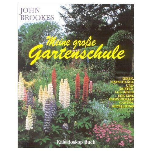 John Brookes - Meine große Gartenschule - Preis vom 05.05.2021 04:54:13 h
