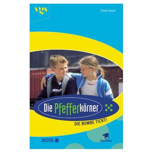 Simon Hauser - Die Pfefferkörner, Die Bombe tickt! - Preis vom 03.05.2021 04:57:00 h