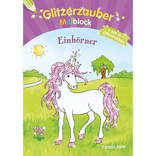 - Glitzerzauber-Malblock Einhörner (Malbücher und -blöcke) - Preis vom 23.01.2020 06:02:57 h