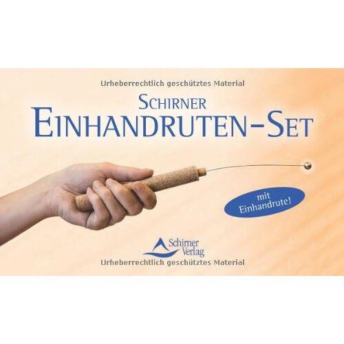 Markus Schirner - Einhandruten-Set - mit Einhandrute! - Preis vom 28.10.2020 05:53:24 h