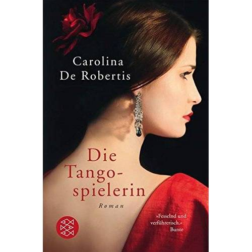 Carolina De Robertis - Die Tangospielerin - Preis vom 19.01.2020 06:04:52 h