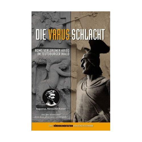 Heiko Petermann - Die Varusschlacht, 1 Audio-CD - Preis vom 22.02.2021 05:57:04 h