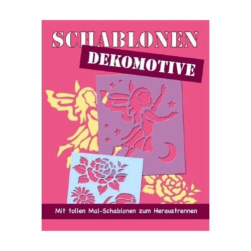Martin Sanders - Schablonen Dekomotive - Preis vom 12.05.2021 04:50:50 h