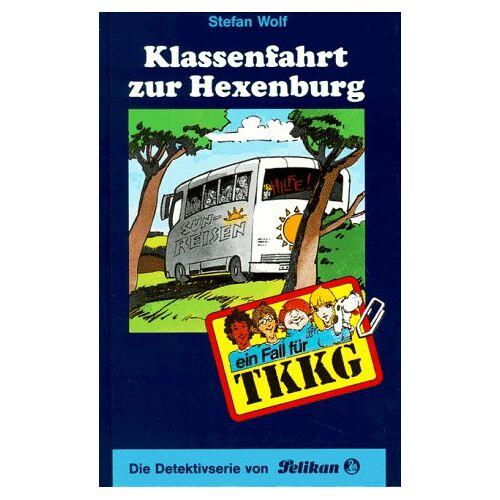 Stefan Wolf - Ein Fall für TKKG, Bd.83, Klassenfahrt zur Hexenburg - Preis vom 09.05.2021 04:52:39 h