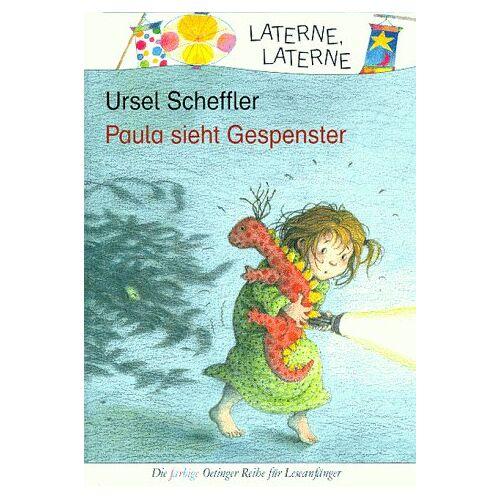 Ursel Scheffler - Paula sieht Gespenster - Preis vom 14.04.2021 04:53:30 h