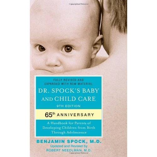 Spock, Benjamin, M.D. - Dr. Spock's Baby and Child Care: 9th Edition - Preis vom 20.01.2021 06:06:08 h