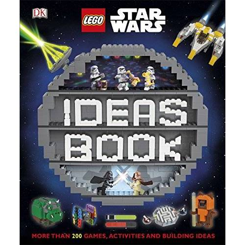 DK - LEGO Star Wars Ideas Book: More than 200 Games, Activities, and Building Ideas (Dk Lego Star Wars) - Preis vom 07.12.2019 05:54:53 h