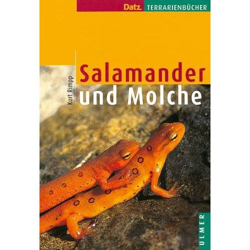 Kurt Rimpp - Salamander und Molche - Preis vom 18.04.2021 04:52:10 h