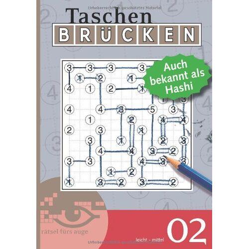 Conceptispuzzles - Brücken-Rätsel 02 - Preis vom 15.08.2019 05:57:41 h