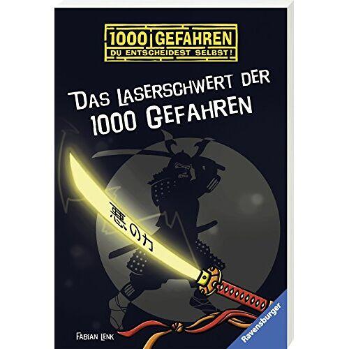 Fabian Lenk - Das Laserschwert der 1000 Gefahren - Preis vom 29.05.2020 05:02:42 h