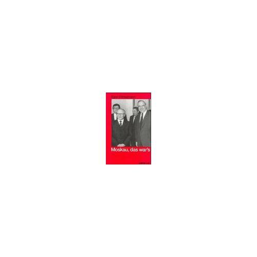 Egon Winkelmann - Moskau, das war's - Preis vom 05.09.2020 04:49:05 h