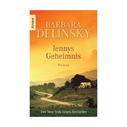 Barbara Delinsky - Jennys Geheimnis - Preis vom 14.04.2021 04:53:30 h