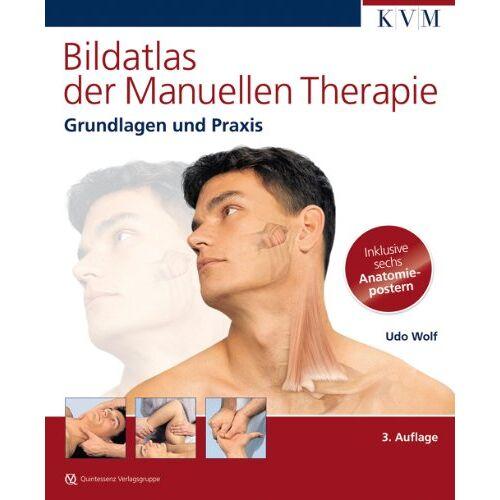 Udo Wolff - Bildatlas der Manuellen Therapie - Preis vom 24.10.2020 04:52:40 h