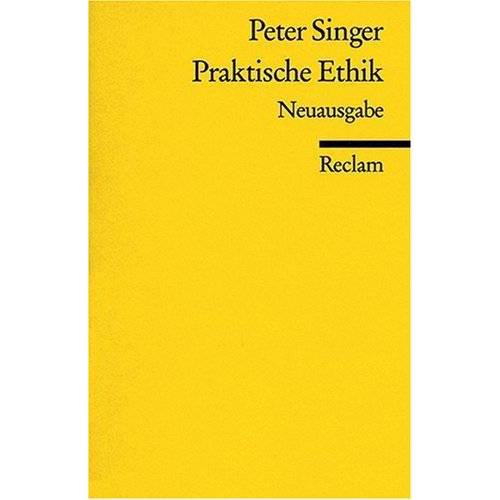Peter Singer - Praktische Ethik - Preis vom 20.10.2020 04:55:35 h
