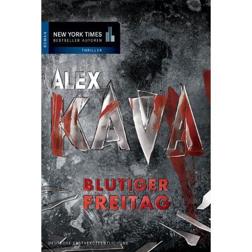 Alex Kava - Blutiger Freitag - Preis vom 20.10.2020 04:55:35 h