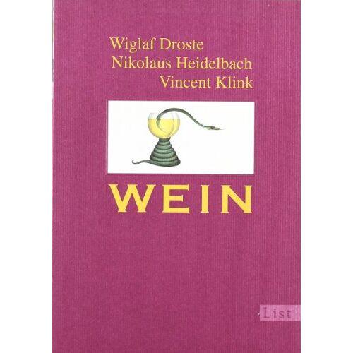 Wiglaf Droste - Wein - Preis vom 28.02.2021 06:03:40 h