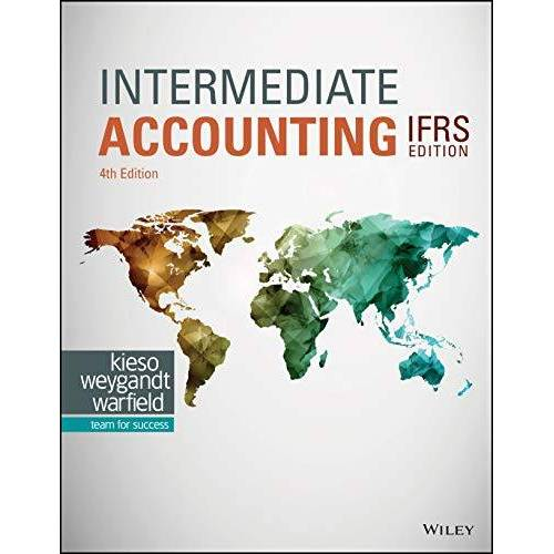 Kieso, Donald E. - Intermediate Accounting IFRS: IFRS Edition - Preis vom 11.04.2021 04:47:53 h