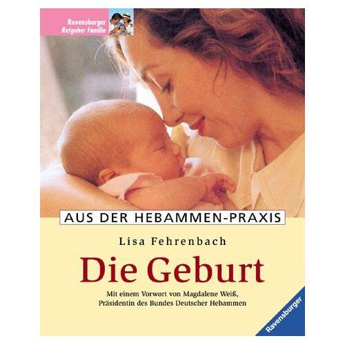 Lisa Fehrenbach - Die Geburt. Aus der Hebammen-Praxis - Preis vom 08.05.2021 04:52:27 h