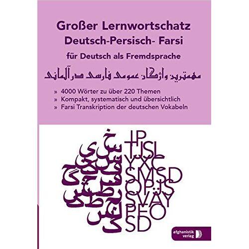 Noor Nazrabi - Großer Lernwortschatz Deutsch - Persisch / Farsi für Deutsch als Fremdsprache: Für Asylbewerber und Flüchtlinge aus Iran - Preis vom 08.05.2021 04:52:27 h