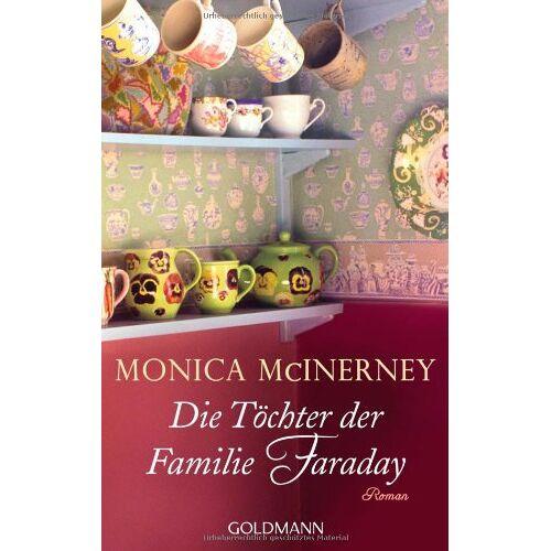 Monica McInerney - Die Töchter der Familie Faraday - Preis vom 16.04.2021 04:54:32 h