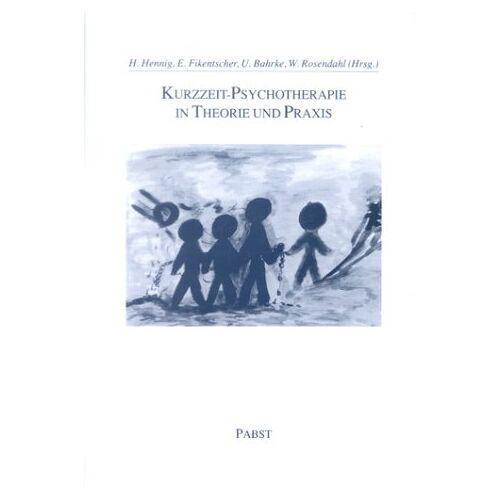 H. Hennig - Kurzzeit-Psychotherapie in Theorie und Praxis - Preis vom 03.05.2021 04:57:00 h