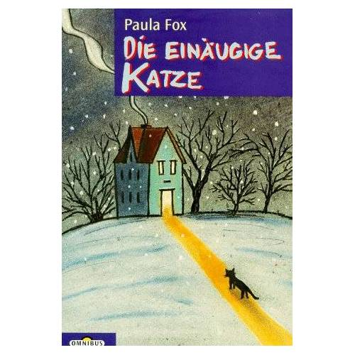 Paula Fox - Die einäugige Katze. ( Ab 12 J.). - Preis vom 18.10.2020 04:52:00 h