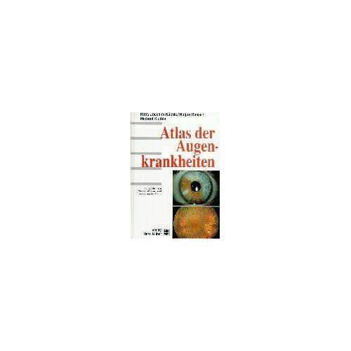 Küchle, Hans J. - Atlas der Augenkrankheiten - Preis vom 22.04.2021 04:50:21 h