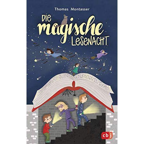Thomas Montasser - Die magische Lesenacht - Preis vom 11.05.2021 04:49:30 h