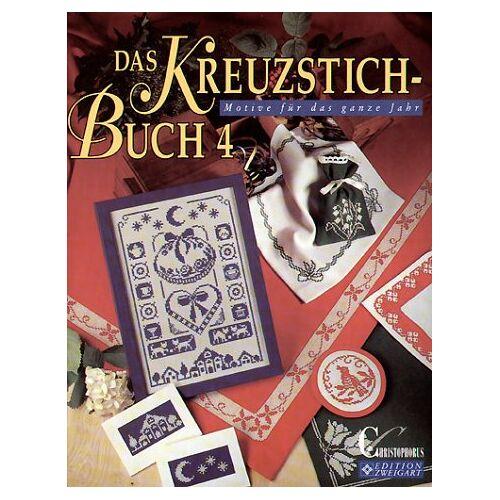 - Das Kreuzstich-Buch, Bd.4, Motive für das ganze Jahr - Preis vom 21.10.2020 04:49:09 h