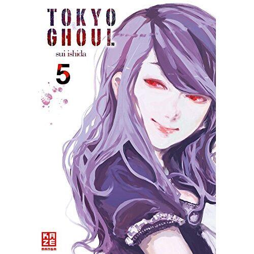 Sui Ishida - Tokyo Ghoul 05 - Preis vom 28.02.2021 06:03:40 h