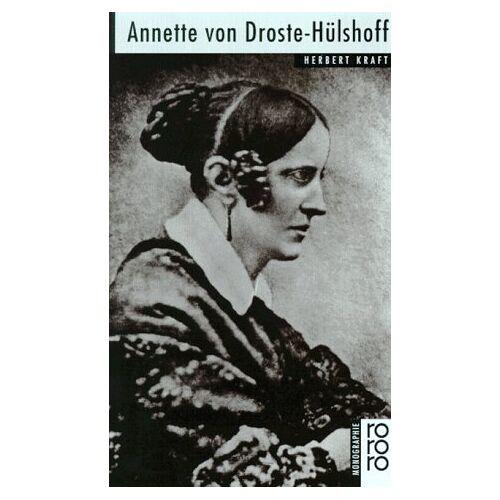 Herbert Kraft - Droste-Hülshoff, Annette von: Droste-Hulshoff, Annette Von - Preis vom 21.10.2020 04:49:09 h
