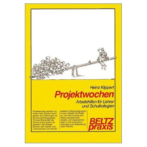 Heinz Klippert - Projektwochen - Preis vom 06.09.2020 04:54:28 h