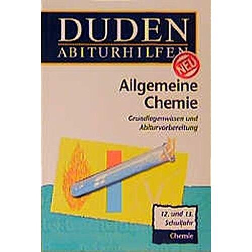 Peter Heußler - Duden Abiturhilfen, Allgemeine Chemie - Preis vom 25.10.2020 05:48:23 h