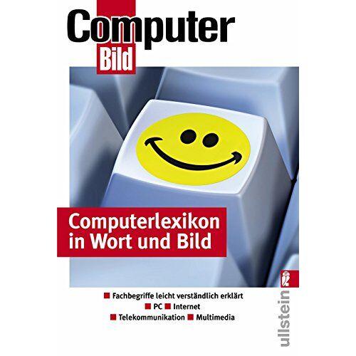 ComputerBild - Computerlexikon in Wort und Bild: In Wort und Bild verständlich erklärt - Preis vom 28.02.2021 06:03:40 h