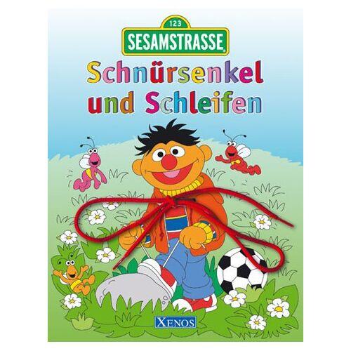 Jutta Knollmann - Sesamstrasse. Schnürsenkel und Schleifen - Preis vom 12.04.2021 04:50:28 h