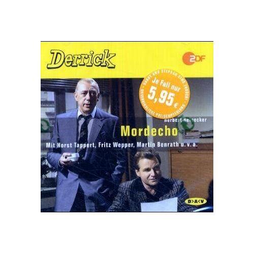 Herbert Reinecker - Derrick - Mordecho. CD - Preis vom 27.02.2021 06:04:24 h