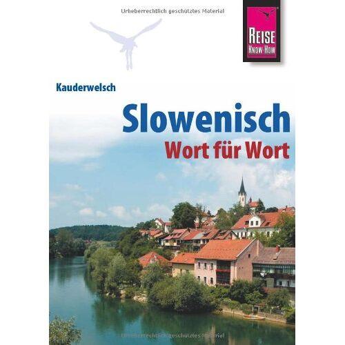 Alois Wiesler - Kauderwelsch, Slowenisch Wort für Wort - Preis vom 14.04.2021 04:53:30 h