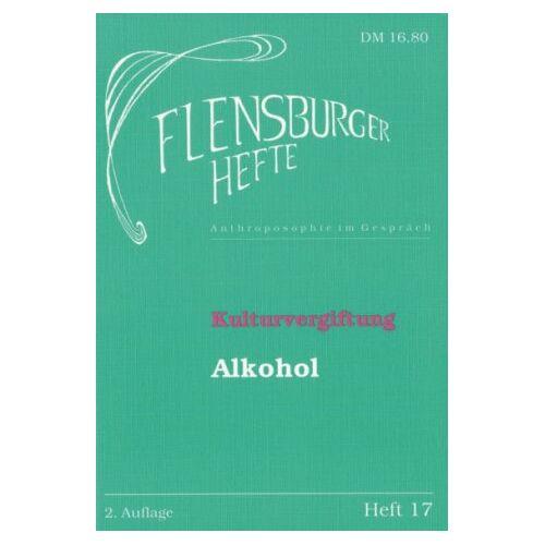 Neumann, Klaus D - Kulturvergiftung - Alkohol - Preis vom 15.05.2021 04:43:31 h