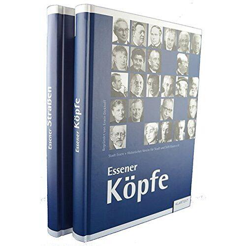 Erwin Dickhoff - Essener Straßen / Essener Köpfe-Bundle - Preis vom 15.02.2020 06:02:38 h