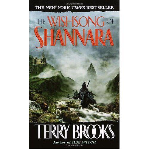 Terry Brooks - The Wishsong of Shannara: 3 (The Sword of Shannara) - Preis vom 10.05.2021 04:48:42 h